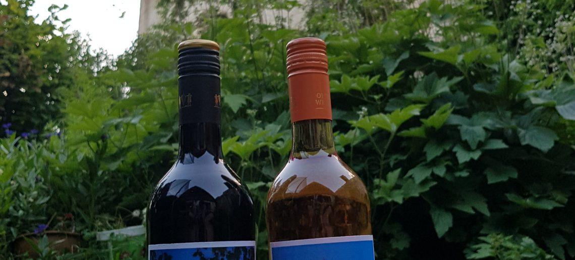 Neuer Wein zur Unterstützung des Vereins